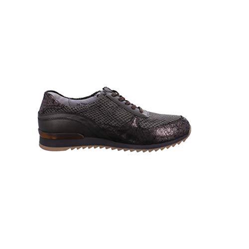 Waldläufer De Femme À Gris Pour Chaussures Ville Lacets qOnqwv4F