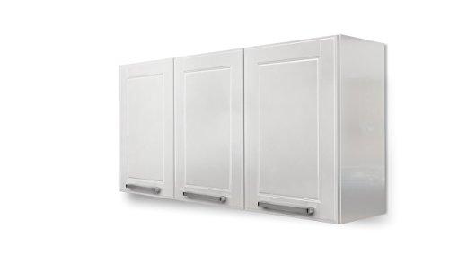 BSK Wall Steel Kitchen Cabinet 3 Doors 47