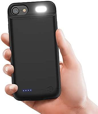Vancely Funda Batería para iPhone 6/7 /6S /8 6000mAh Funda ...