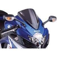 11-13 SUZUKI GSXR600: Puig Racing Windscreen - Dark Smoke