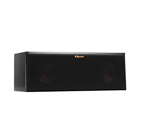 Klipsch RP-250C Center Channel Speaker - Ebony (Certified Refurbished) by Klipsch