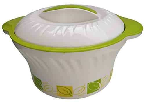 Jazura Designer 1600ml Thermoware Casserole/Hot Pot serveware  White