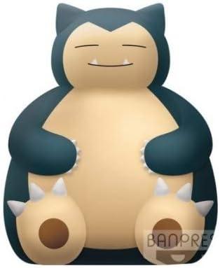 Stand TZJ Snorlax Pokemon Tirelire 14-16 cm Tirelire /épargne Argent Cadeau danniversaire pour Les Enfants
