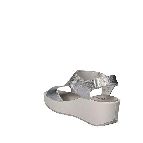 Igi&Co 1176 Sandales Compensées Femmes Argent 40 Dyfe1n59eG