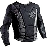 Troy Lee Designs Youth UPL 7855 HW Long Sleeve Protection - Youth Large/Black