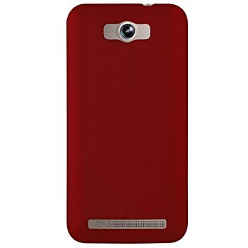 Rubberised Matte Hard Case Back Cover For Asus Zenfone Max In Matte Finish Mobile Accessories