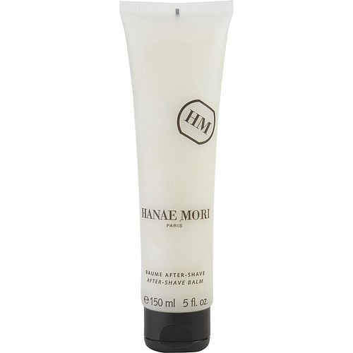 HANAE MORI by Hanae Mori AFTERSHAVE BALM 5 OZ for MEN ---(Package Of 3) by Hanae Mori