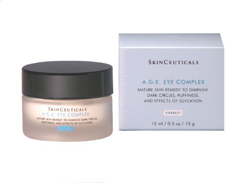 Skinceuticals A.g.e. Traitement des yeux Skin Complex âge mûr, 0.5-Ounce