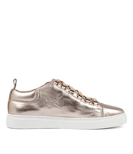 Rose Casuals Shoes ROSE Gold LEATHER Womens Sneakers MOLLINI GOLD OMOLLI HCqOPP