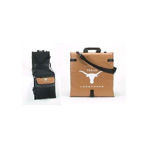 - BSI Texas Longhorns Bleacher Tailgate Cooler Seat Cushion
