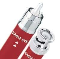 AudioQuest Eagle Eye 1.5m RCA BNC Rojo - Cable coaxial (RCA, BNC, 1,5 m, Macho/Hembra, Rojo)