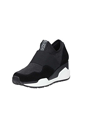 Feuillet T996 De Chaussures Liu Jo Sur Les Femmes Noires 40