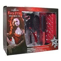 Fromm Premium Rock Star Collection, Beautiful Set, Contains brushes and shears - Fromm Premium Shears