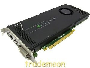 NVIDIA 699-52007-0550-210 Nvidia Quadro 4000 Gen 2 2.0GB 3D High End Video Card