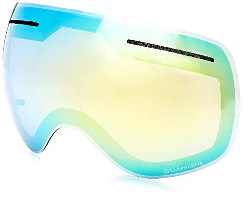 Dragon Unisex X1 Replacement Goggle Lens Smoke ()