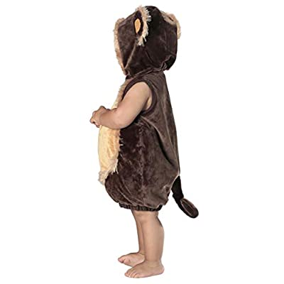 Princess Paradise Baby Boy Monkey Halloween Costume: Toys & Games