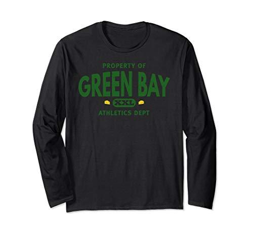 Property of Green Bay Athletics Dept XXL Long Sleeve ()