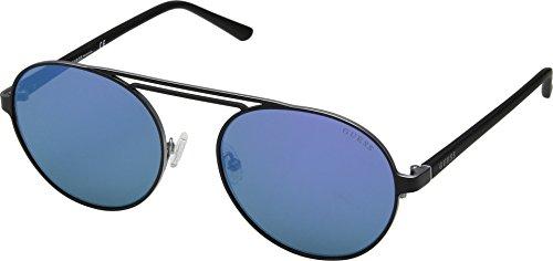 Guess Sonnenbrille (GU3028) schwarz matt