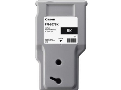 Canon 8789B001AA PFI 207 Original Ink Tank, Black