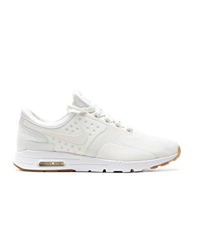 Nike Women's Air Max Zero Sail/Sail/Gum Light Brown Running Shoe 10 Women US (Shoes Nike Brown)