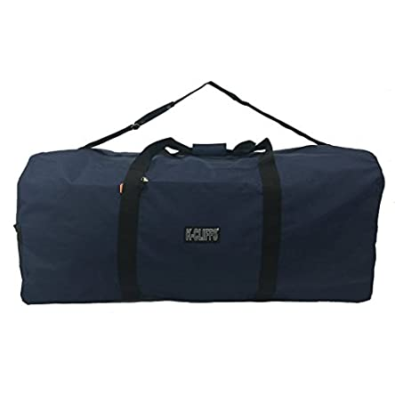 Heavy Duty Cargo Duffel Large Sport Gear Drum Set Equipment...