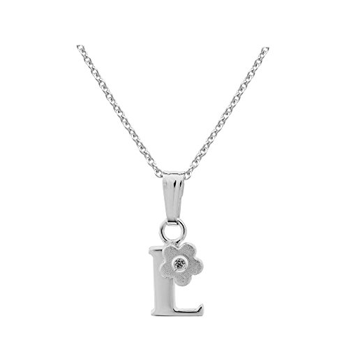 Girls Jewelry Letters Sterling Necklace product image