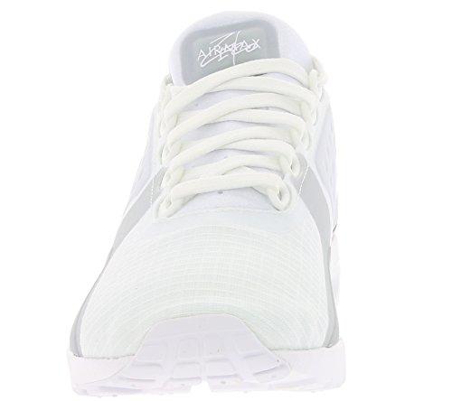 Nike Womens Air Max Zero Si Scarpa Da Corsa Bianco