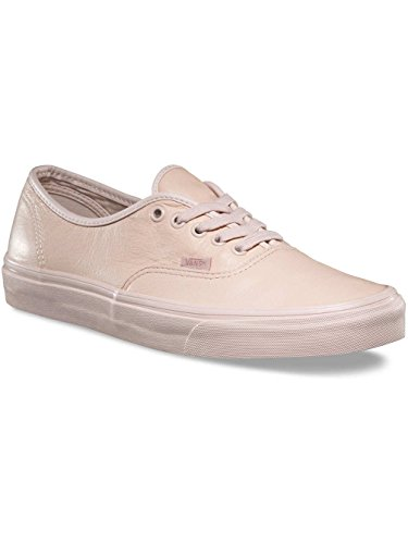 Vans Unisex Authentic¿ (Leather) Mono/Sepia Rose 7.5 Women / 6 Men M US by Vans
