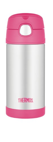 Thermos Funtainer Ounce Bottle Pink product image