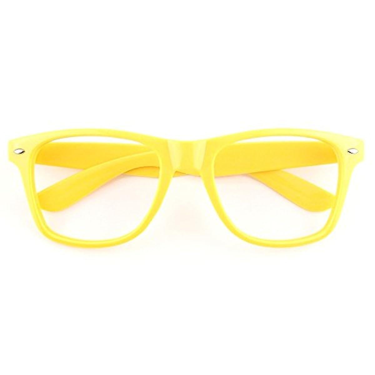 [해외] 【FUTURE CRUISE】 웰링톤 컬러 다테 안경 렌즈 없음 맨즈 레이디스 겸용