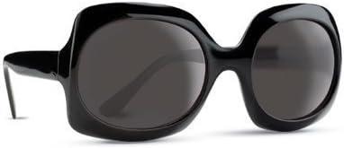 eBuyGB Oversized Posh Style Holiday Sunglasses Black