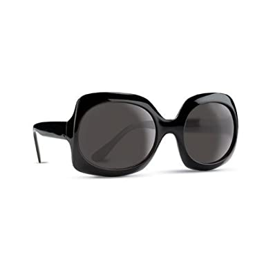 Oversized Posh Style Holiday Sunglasses - Available in Pink, Black and White- Shades eBuyGB 1219503