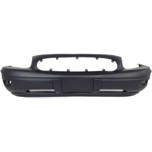 Make Auto Parts Manufacturing - LESABRE 00-05 FRONT BUMPER COVER, Primed, Custom Model - (Buick Lesabre Rear Bumper)