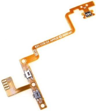 iPod Touch 4 Volume Power On Off Flex Cable Ribbon US 4th 4G Gen Button