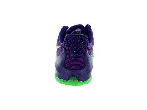 Nike Kids KD 8 (PS) Crt Prpl / Grn Strk / Vvd Prpl / Brg Zapatillas de baloncesto 12 ni?os EE.UU.