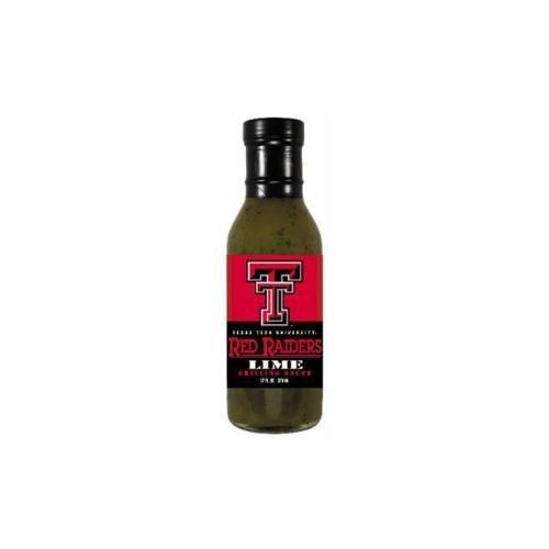 テキサスTechレッドRaidersライムGrilling Sauce B0012QX6RA