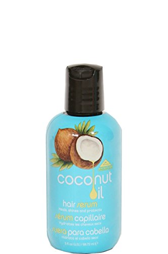Silk Infusion Serum - Excelsior Coconut Oil Hair Serum 3 oz.