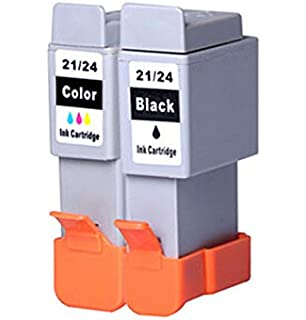 Impresora tinta color compatible para Canon BCI-21 BCI-24 BCI21 BCI24: Amazon.es: Oficina y papelería