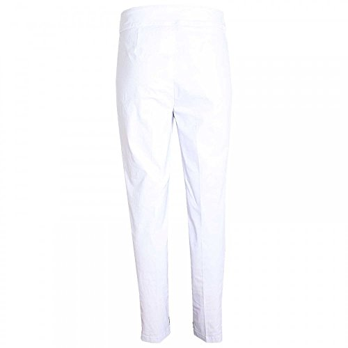 Pull Frank Women's Trousers Lyman White On zFrFqEpwx