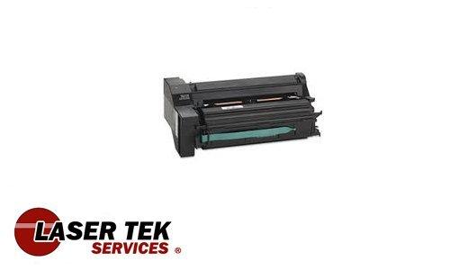 (Laser Tek Services® Black Remanufactured Replacement Toner Cartridge for Lexmark C750 X750 10B032K)