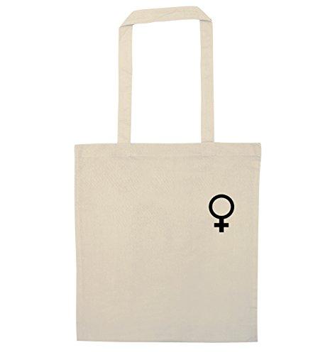 Femenina Bolsillo Bolso Símbolo Creativa Symbol Flox Bag De Naturales Natural Mano Pocket Flox Creative Tote De Female npzAvxfqz