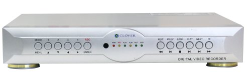 Clover 4 Channel Standalone Digital Video Recorder