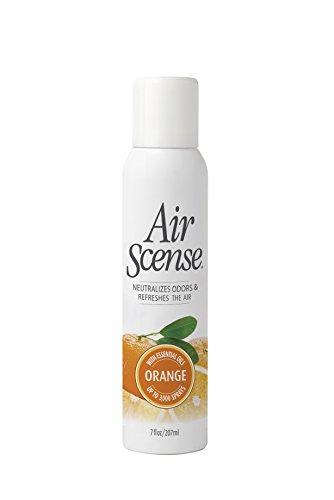 Air Scense Natural Air Freshener, Orange, 7 Ounce