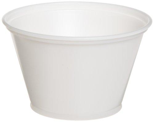 P040TRANSLUC Translucent Plastic Souffle Capacity