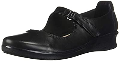 CLARKS Women's Hope Henley Mary Jane Flat