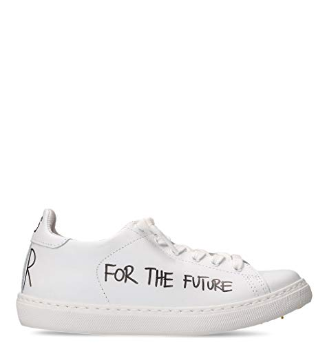 Donna Pelle Sneakers 2star Bianco 2sd2040 UP5xTxna