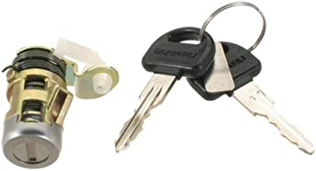 Amazon Com Oes Genuine Door Lock Cylinder For Select Subaru Legacy Models Automotive