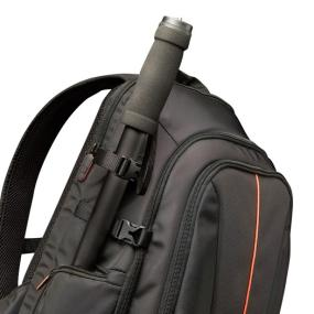 Monopod storage on the Case Logic DCB-309 SLR Camera Backpack