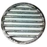七輪コンロのサナ(鋳物の火皿・目皿)丸巣3.5寸(直径10.5cm)木炭コンロ(七輪)の交換用目皿
