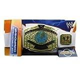 ABC WWE Championship Title Belt - WWE Intercontinental Belt